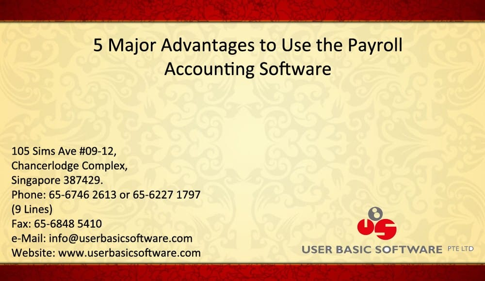 5 Major Advantages to Use the Payroll Accounting Software 1000x750