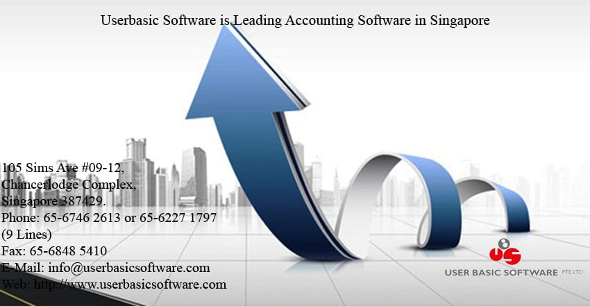 Userbasic Software is Leading Accounting Software in Singapore