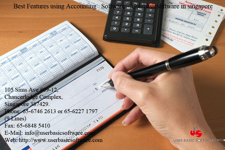 Best Features using Accounting Software – User Basic Software in singapore