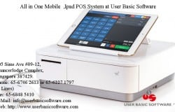 All in One Mobile ,Ipad POS System at User Basic Software