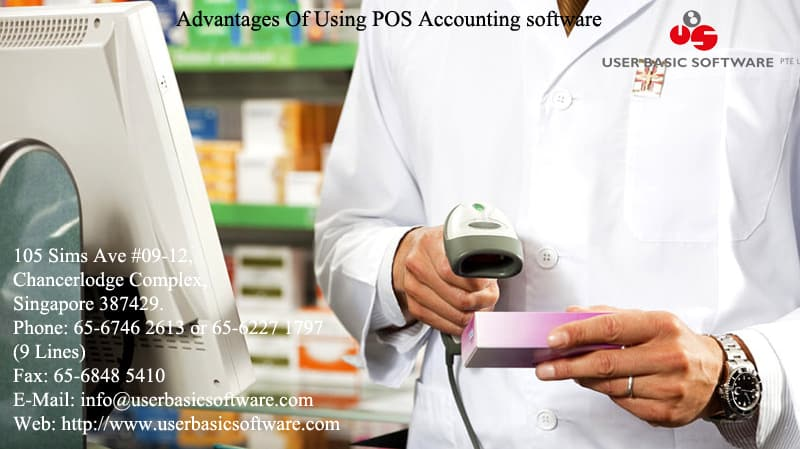 Advantages Of Using POS Accounting software