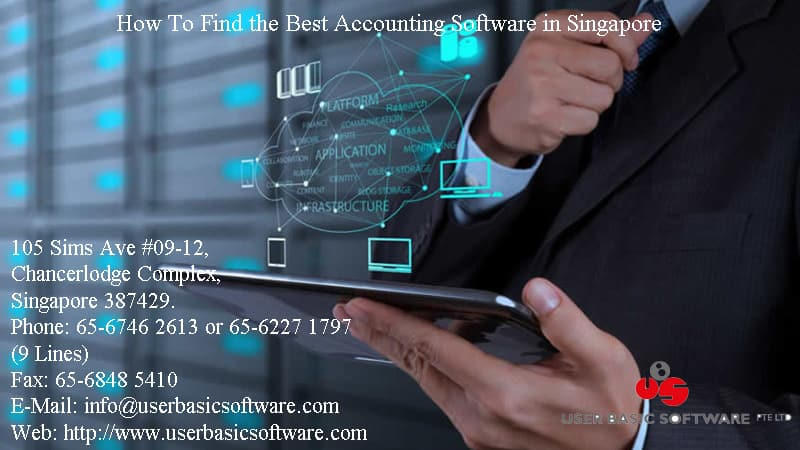 How To Find the Best Accounting Software in Singapore