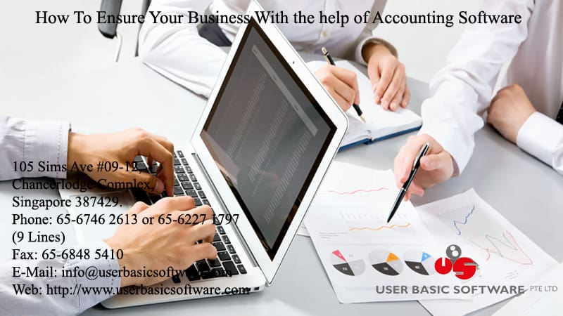 How To Ensure Your Business With the help of Accounting Software