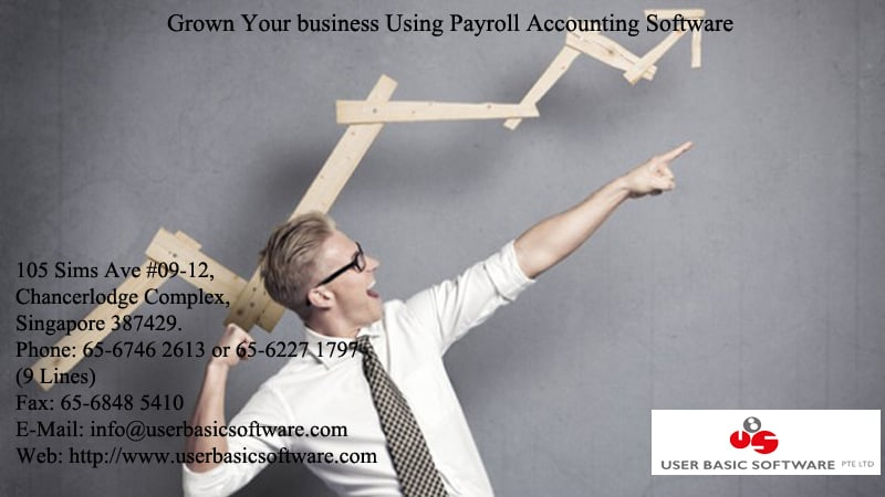 Grown Your business Using Payroll Accounting Software