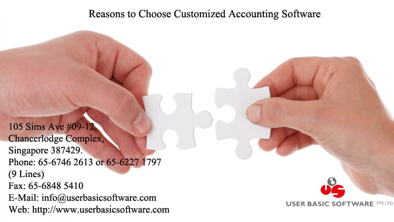 Reasons to Choose Customized Accounting Software