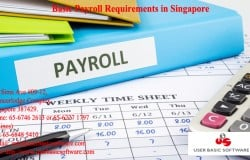 Basic Payroll Requirements in Singapore