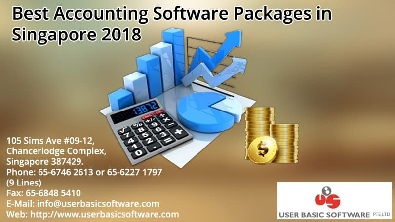 Best Accounting Software Packages in Singapore 2018