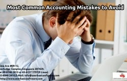 Most Common Accounting Mistakes to Avoid