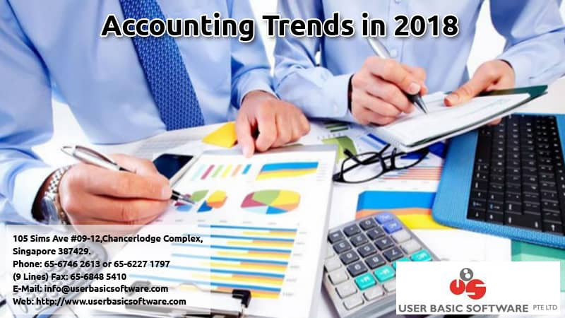 Top Accounting Trends in 2018