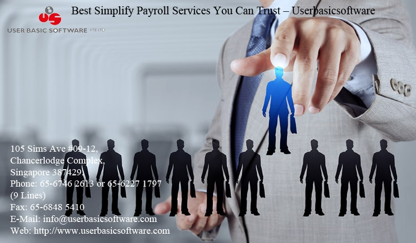 Best Simplify Payroll Services You Can Trust – Userbasicsoftware