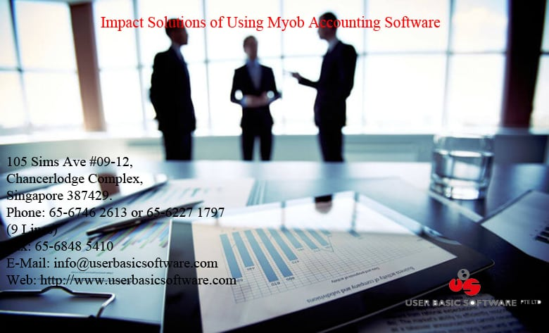 Impact Solutions of Using Myob Accounting Software
