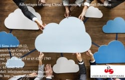 Advantages of using Cloud Accounting for Small Business
