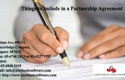 Things to Include in a Partnership Agreement