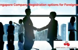 Singapore Company Registration options for Foreigners