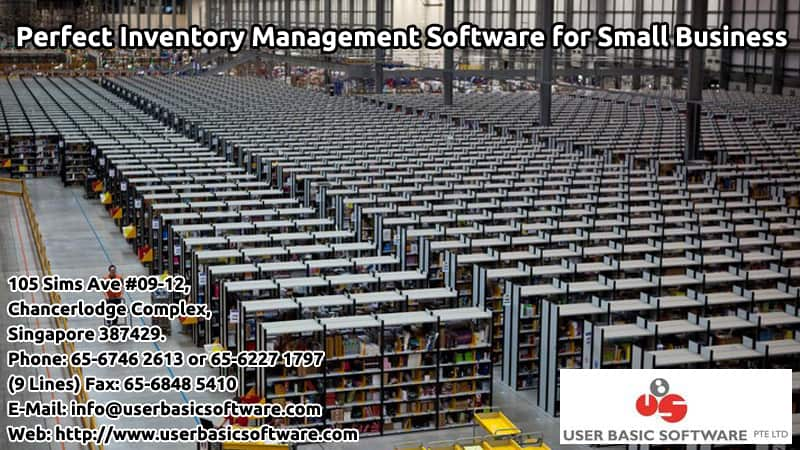 Perfect Inventory Management Software for Small Business