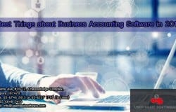 Best Things about Business Accounting Software in 2018