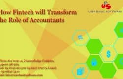 How Fintech will Transform the Role of Accountants