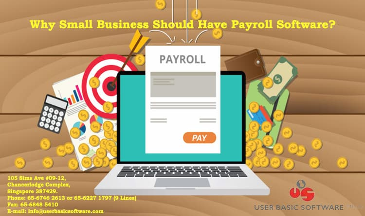 Why Small Business Should Have Payroll Software?