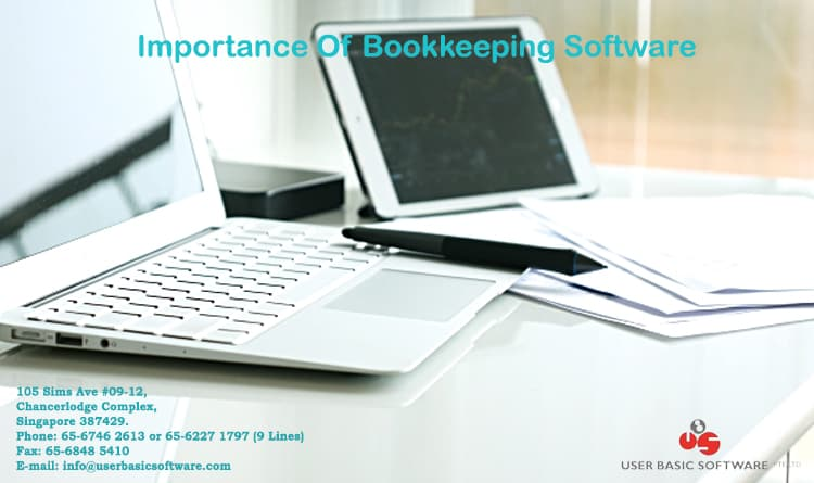 Importance Of Bookkeeping Software