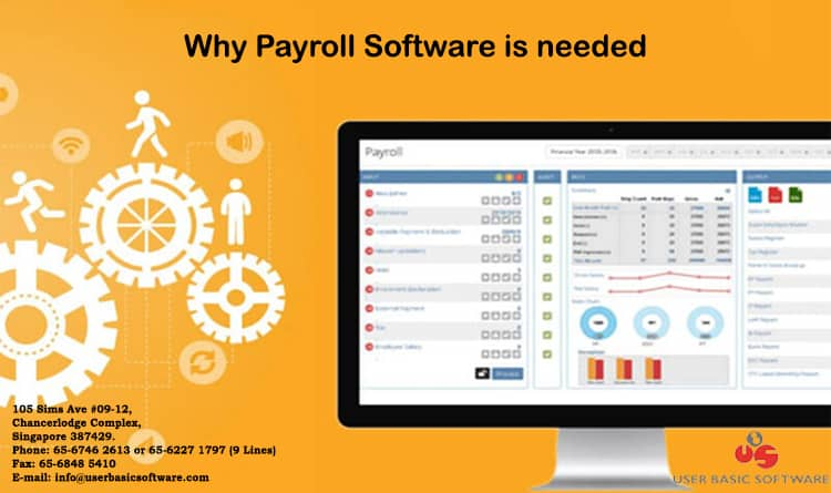 Why Payroll Software is needed?