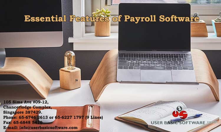 Essential Features of Payroll Software