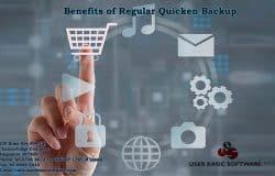 Benefits of Regular Quicken Backup