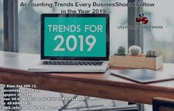 Accounting Trends Every Business Should Follow in the Year 2019