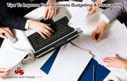 9 tips to improve business budgeting